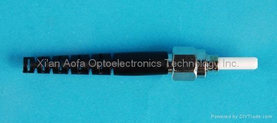 SMA Fiber Optic Connector