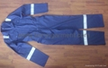 Coveralls with reflector 2