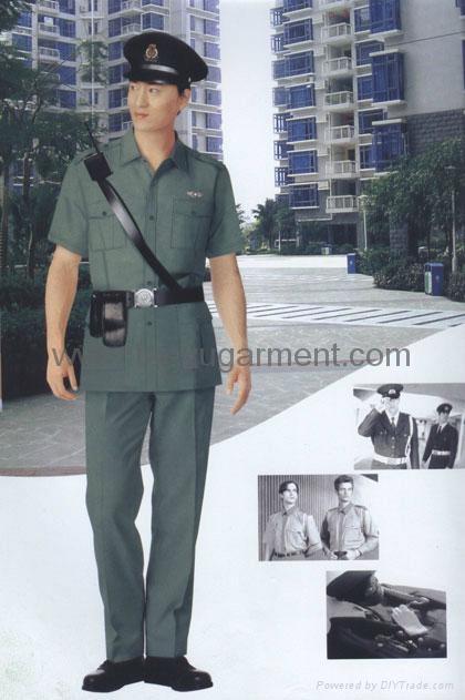 Security uniforms 1
