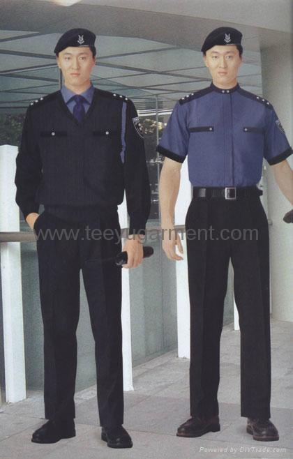 Security uniforms 2
