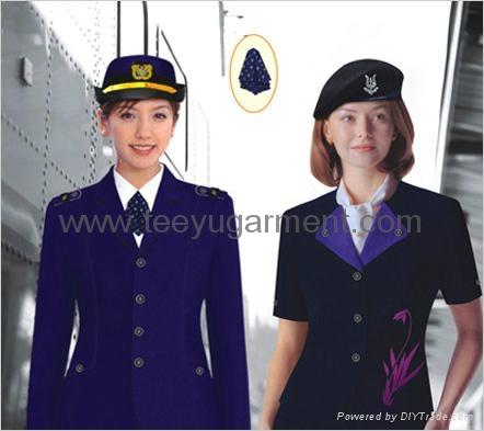 Staff uniforms 1