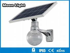 hitechled all-in-one solar moon light solar garden light solar area light