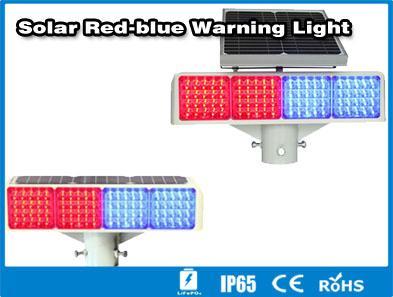 Hitechled  solar LED traffic light semaforos LED solares, lamparas de trafico 3