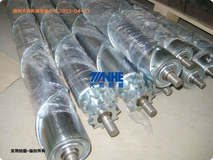 雙鏈螺旋輥筒 2
