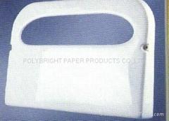1/2 folding paper plastic dispenser