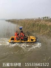 水陸兩棲車抗洪救援車景區全地形車遊覽車