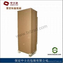 machine heavy duty corrugated carton