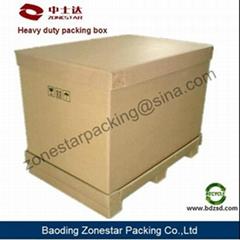 7 layer corrugated carton box