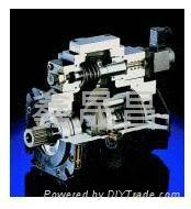 哈威R系列徑向柱塞泵