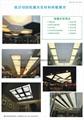 临沂兰山区软膜灯UV软膜天花 3