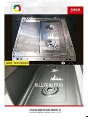 不锈钢一体式面板模具