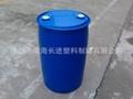 200L藍色塑料化工桶 2