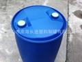 200L藍色塑料化工桶 3