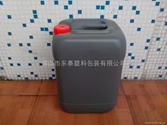 25L灰色塑料化工罐