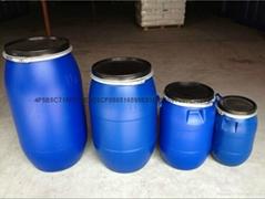 125L铁箍塑料桶