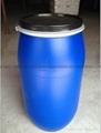 160KG鐵箍開口化工桶