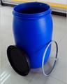 200KG鐵箍塗料桶