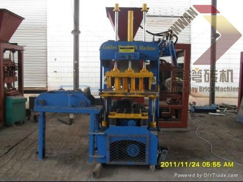 Hot selling paver block machine QTY2-20 1