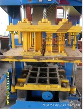 Hot selling paver block machine QTY2-20 3