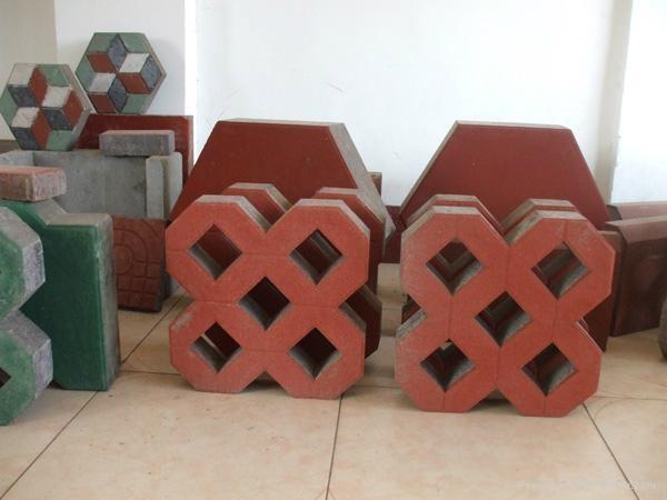Hot selling paver block machine QTY2-20 5