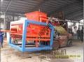 fully automatic block making machine  JW-QTY8-18