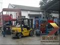 efficient hydraulic color paver block