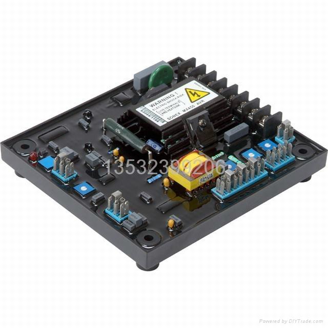 SX460自动电压调节器 5
