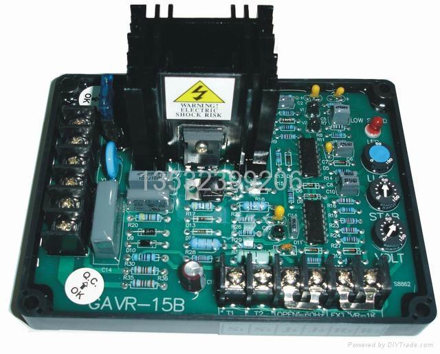GAVR-15A稳压板 1