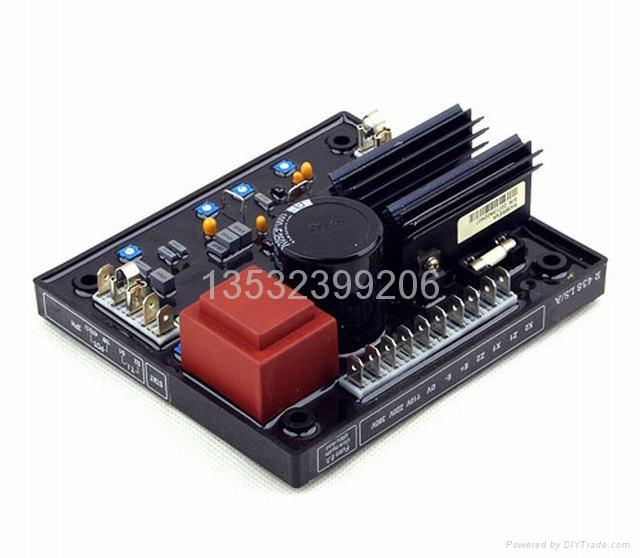 R448电压线路板 2