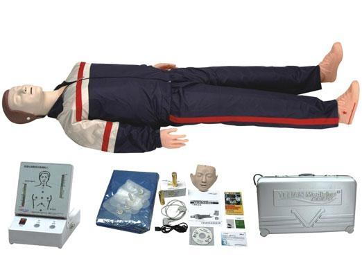高级全身心肺复苏训练模拟人  1