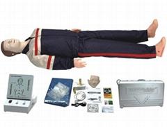 高級全身心肺復甦訓練模擬人