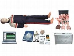 電腦高級心肺復甦與創傷模擬人