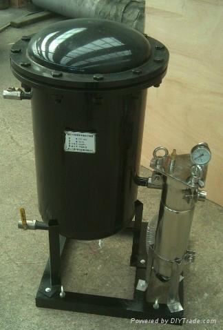 滤芯式油水分离器 1