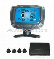 Hot LCD Parking sensor