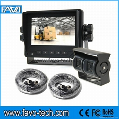 "5"" COLOR TFT LCD CAR REAR VIEW SYSTEM FOR CARAVAN"