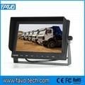 DC12V&24V 9 inch TFT LCD Van monitor