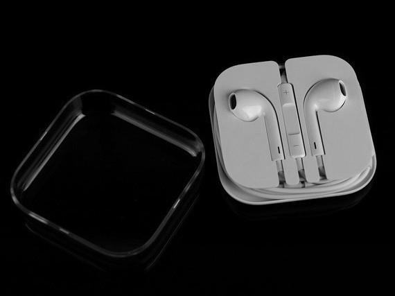 蘋果Iphone 5 耳機包裝盒 1