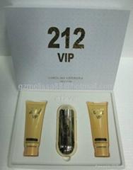 Brand perfume gift set
