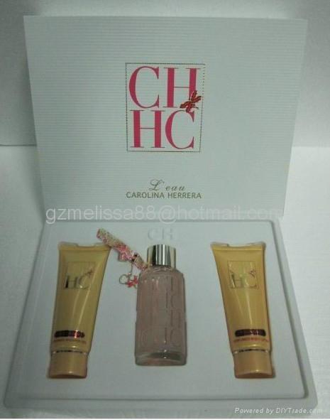 品牌時尚香水禮盒 2