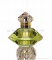 Crystal bottle Car Parfum
