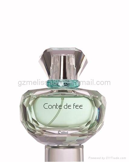 Crystal Bottle Fragrance 1