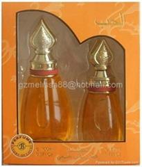 Crystal Bottle Car Fragrance