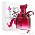 Glass bottle Parfum oil