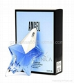 Glass bottle Parfum
