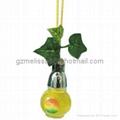 glass bottle Car Parfum  1