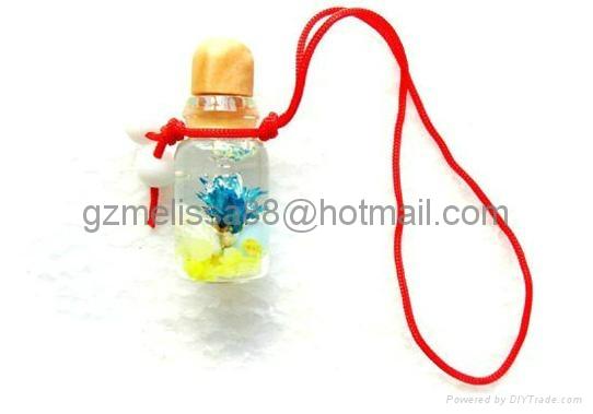 glass bottle Car Parfum  4