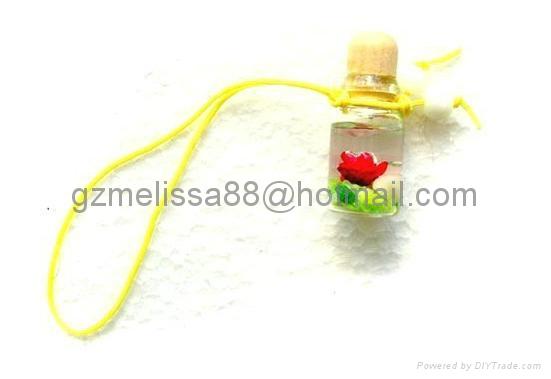 高檔水晶汽車香水 5