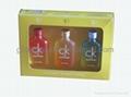 famous brand fragrance gift set
