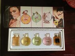 Perfume small gift set w