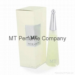 Glass bottle Parfum